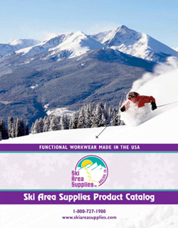 Ski area supplies catalog - ski patrol apparel, rugged outdoor apparel, search and rescue apparel and supplies