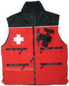 Ski Patrol Vest Ski Patrol Fleece Vest Ski Patrol Vest