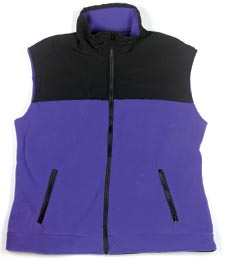 Basic Fleece Vest