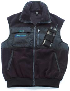 Fleece Maintenance Vest