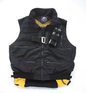 Harness Vest Front View